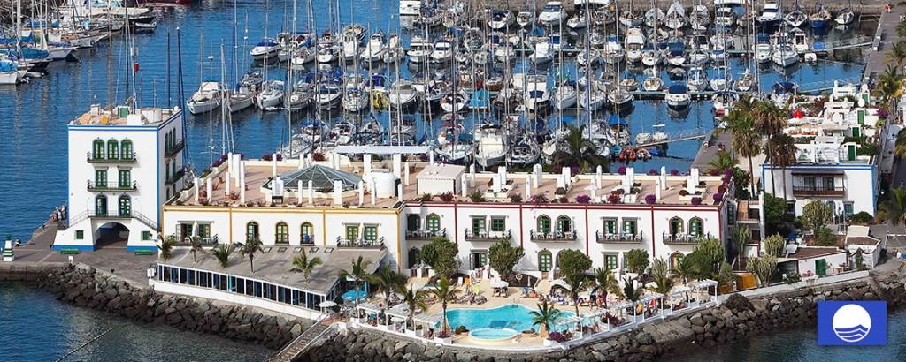 The marina puerto de mog n - Marina apartments puerto de mogan ...