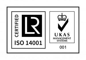 UKAS ISO 14001